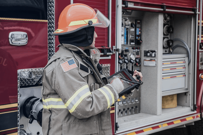 Rugged Development - Fire and EMS Solutions
