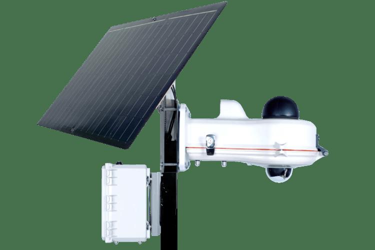 Solar Powered Video Surveillance