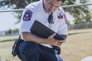 EMS Rugged Tablet